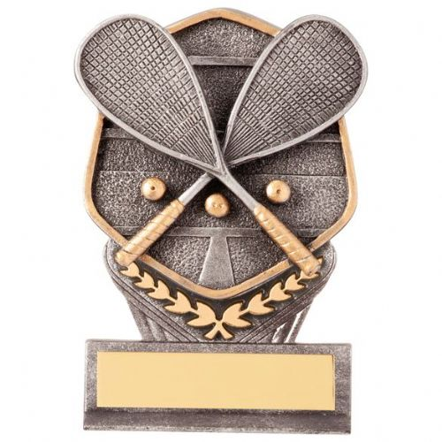 Falcon Squash Award 105mm